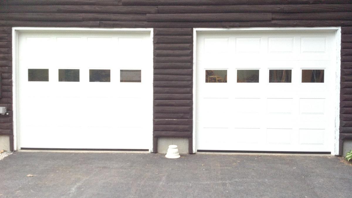 Recent jobs for 10 by 8 garage door